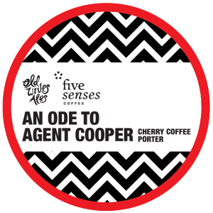 An Ode To Agent Cooper - 5.7% ABV