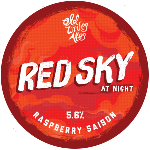 Red Sky at Night - 5.6% ABV