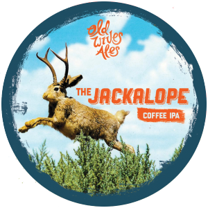 The Jackalope - 7.5% ABV