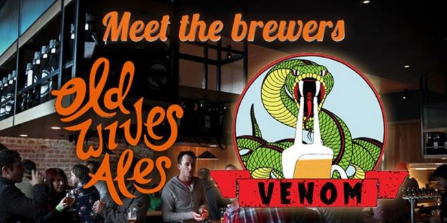 Meet the brewers - Event image