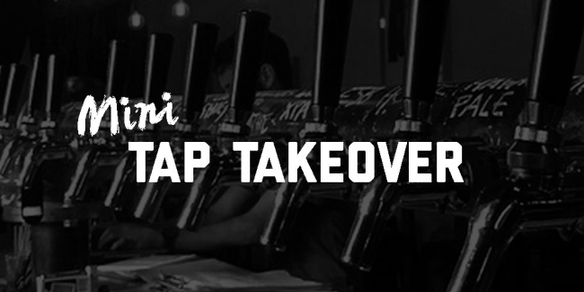 Mini Tap Takeover - Event image
