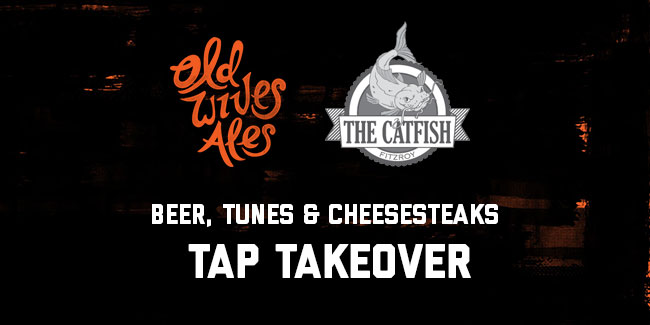 Catfish Tap Takeover - Event image
